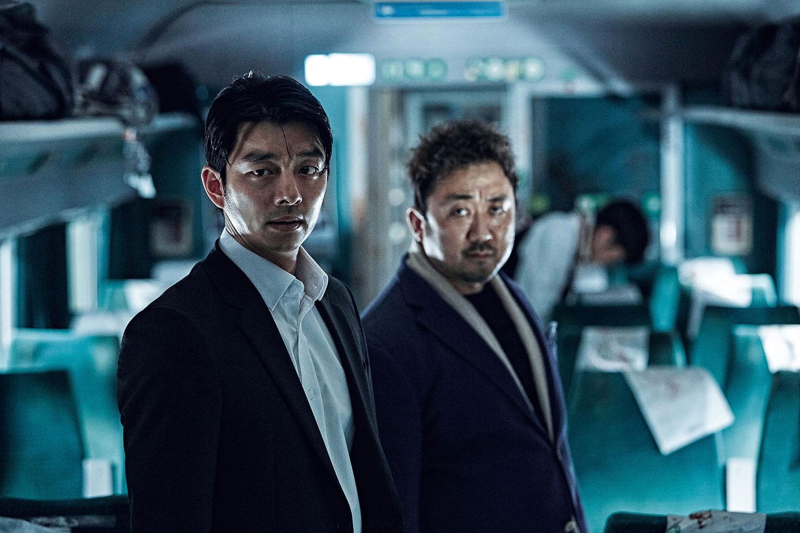 Mon avis sur : Le dernier train pour Busan