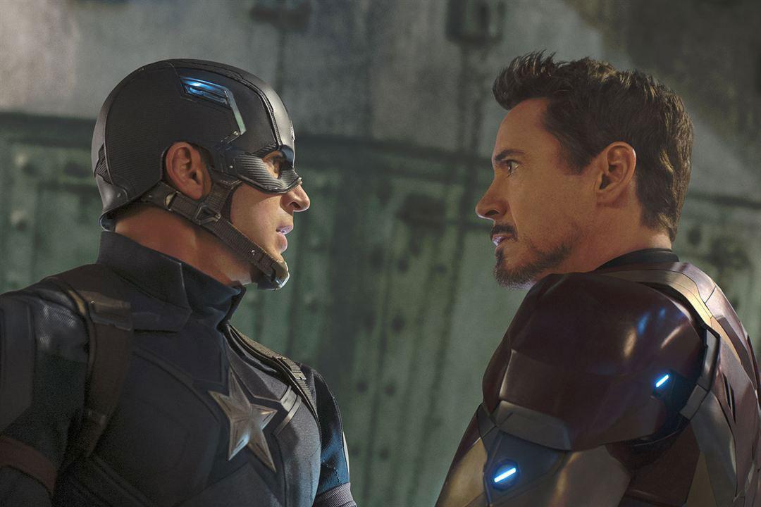 Mon avis sur : Captain America : Civil War