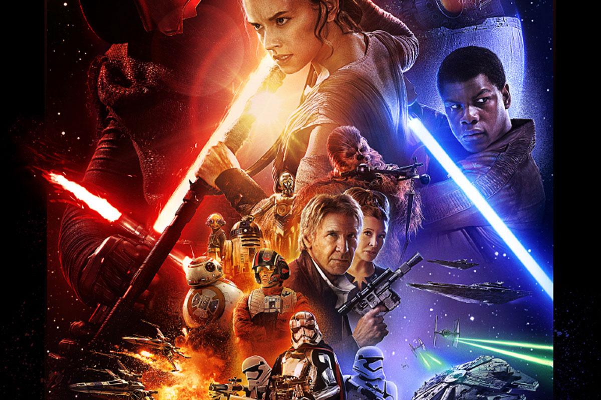 Mon avis sur : Star Wars 7