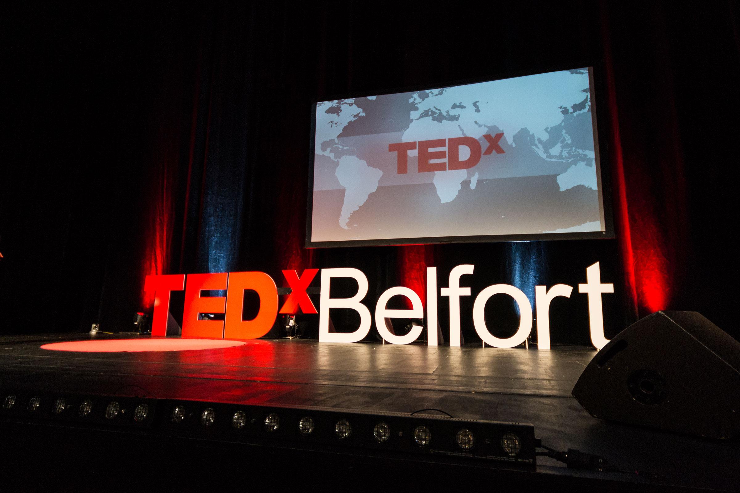 Retour sur le TEDxBelfort édition 2016