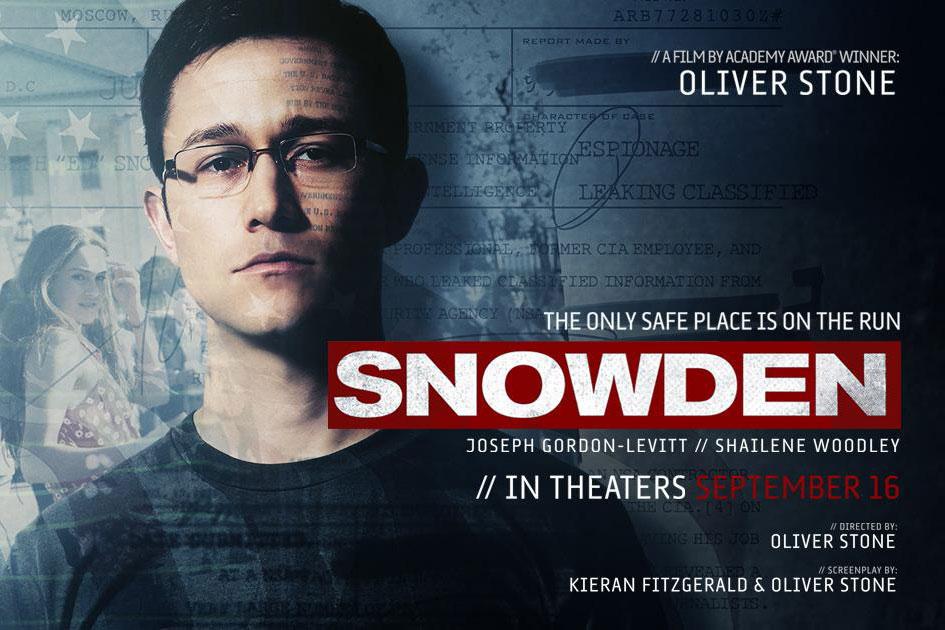 Mon avis sur : Snowden