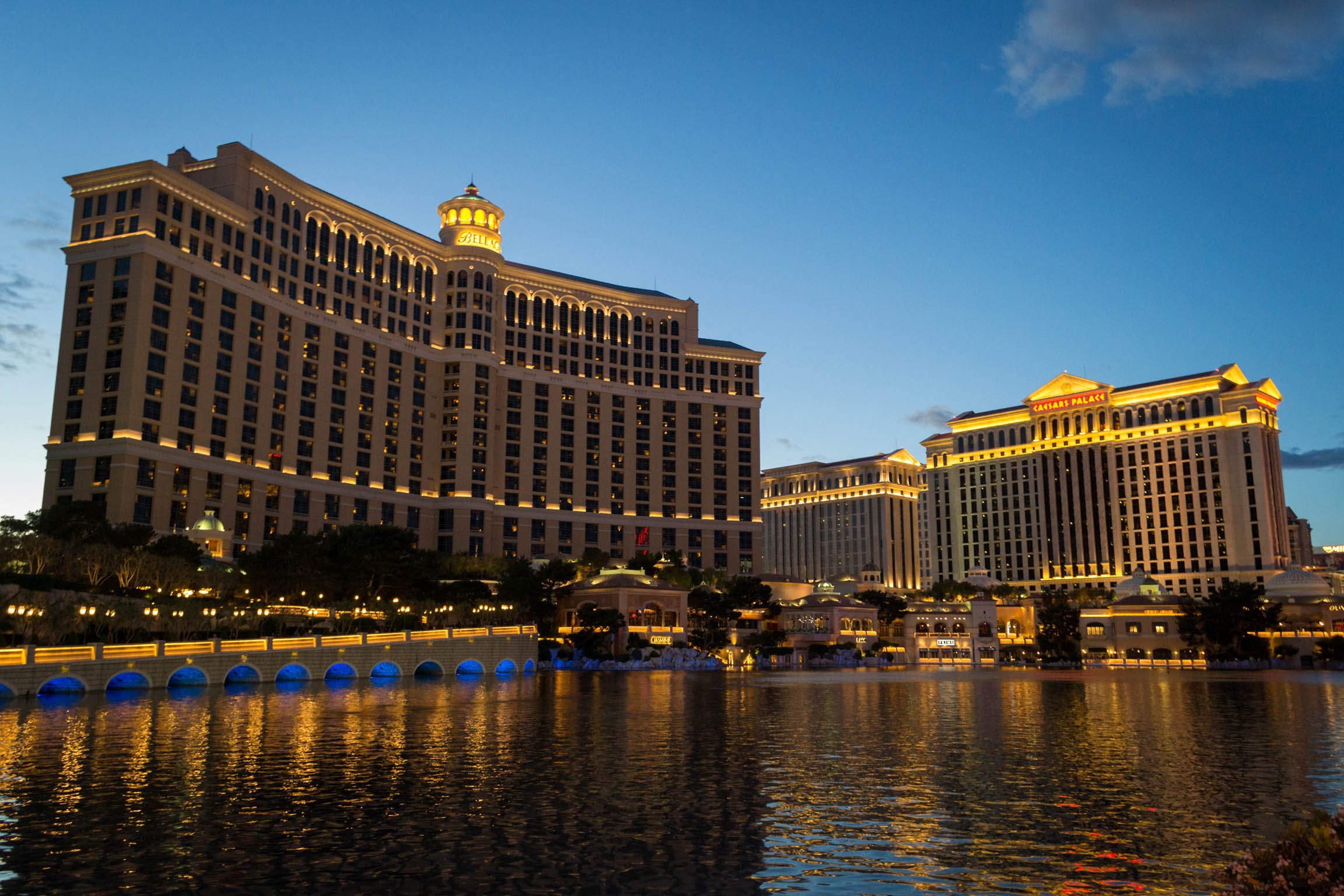 [ZOOM SUR] Les choses à savoir sur les casinos de Las Vegas