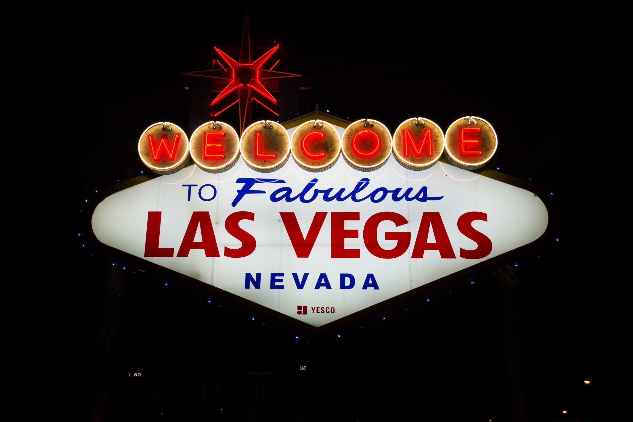 [ROAD TRIP USA 2017] Petit séjour à Las Vegas