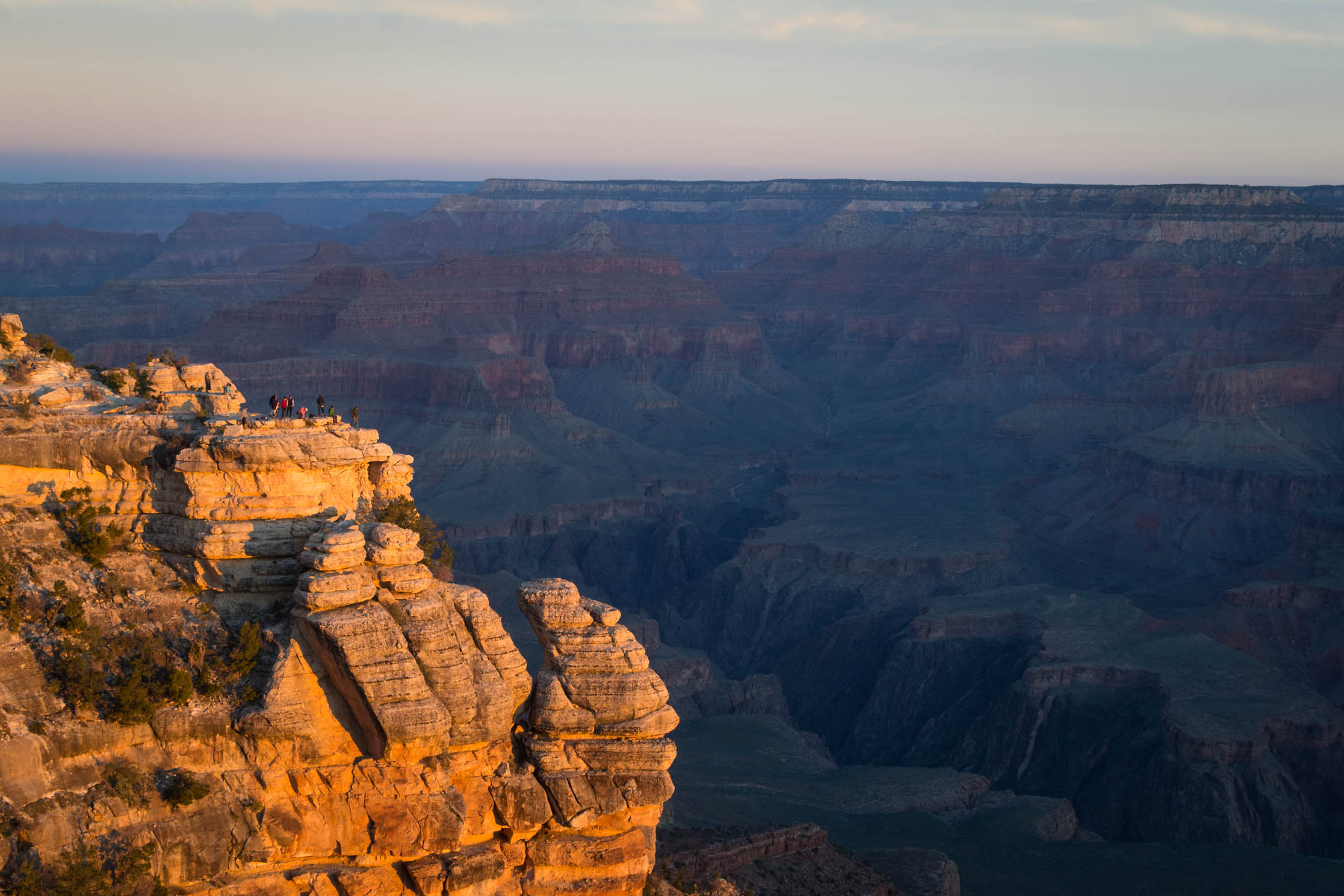 [ROAD TRIP USA 2017] : Le Grand Canyon et Horse Shoe Bend