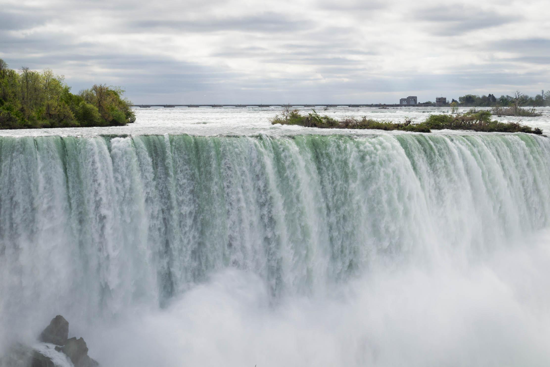 [ROAD TRIP USA 2017] Les chutes du Niagara
