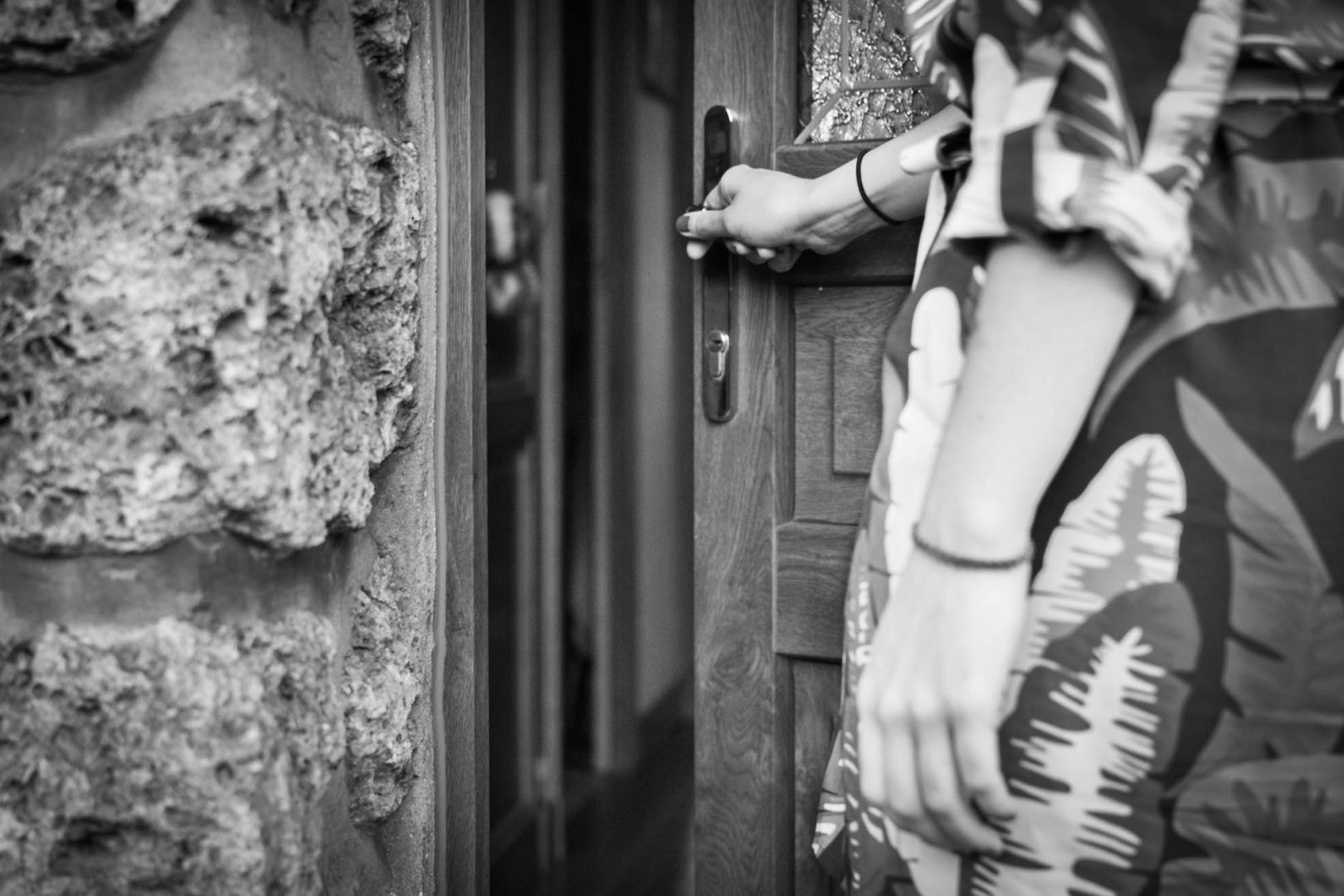 [PROJET 52] #40 Porte/Ouverture