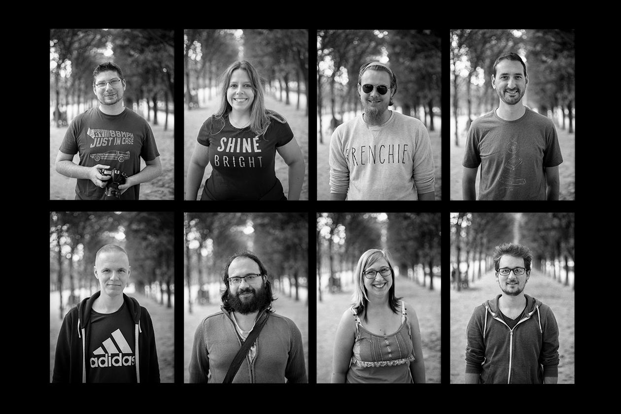 Retour sur le WE Tipeurs du 13/08 à Paris