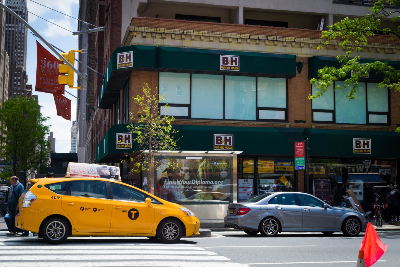 [ZOOM SUR] Le magasin B&H de New-York