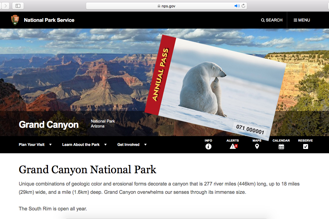 Le National Park Pass : un bon plan ?