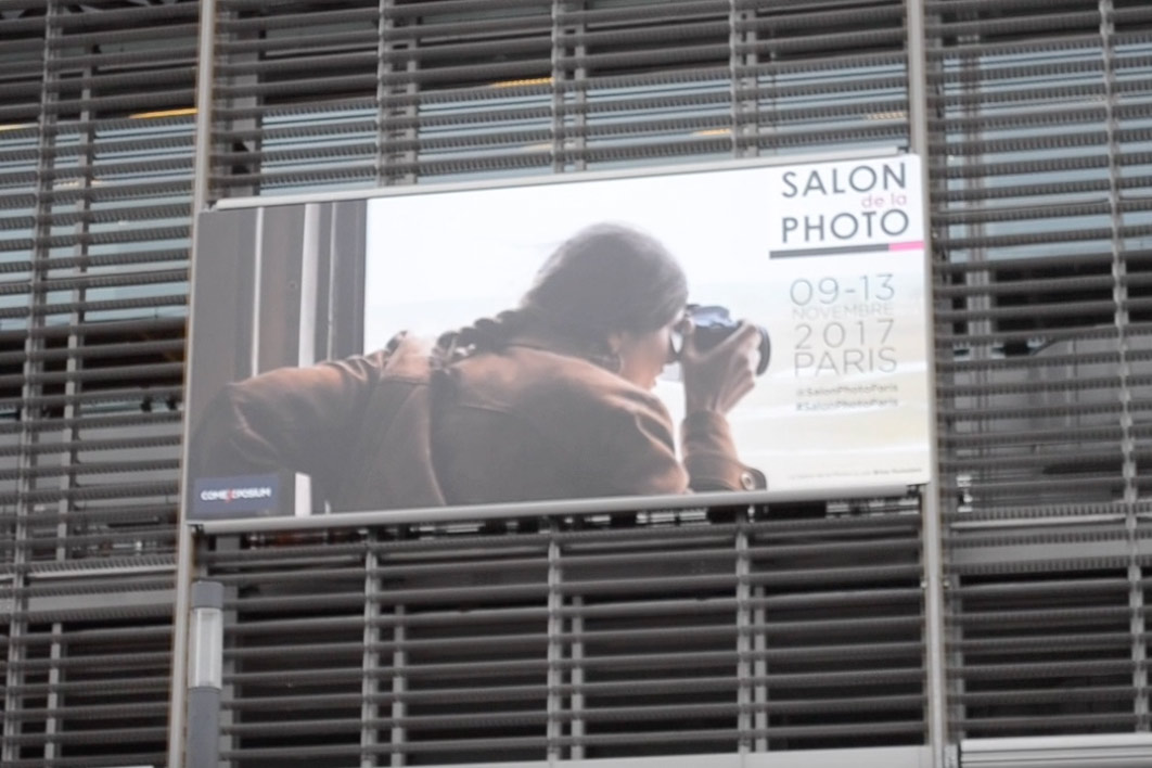 Le Salon de la Photo 2017