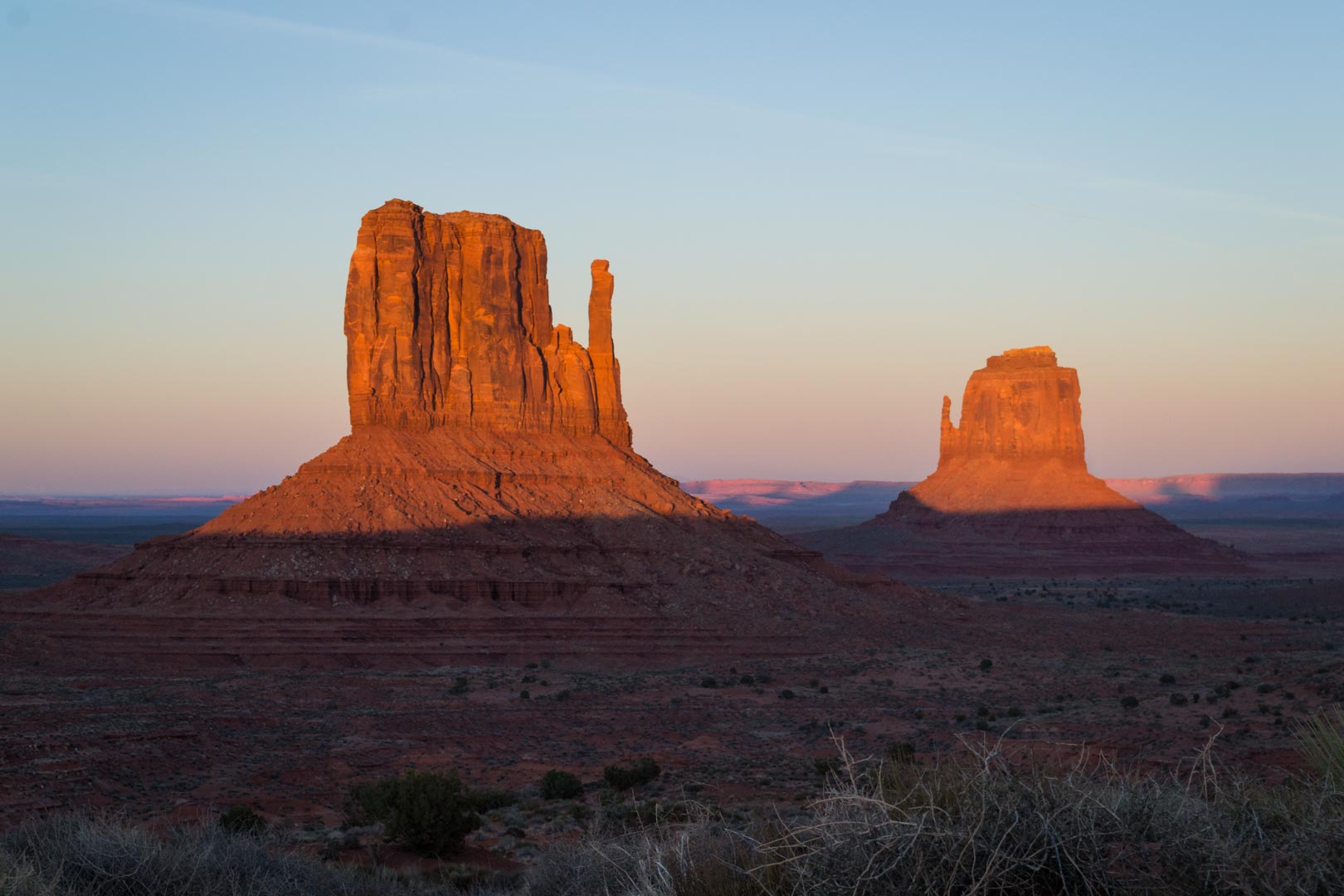 Je me souviens de Monument Valley