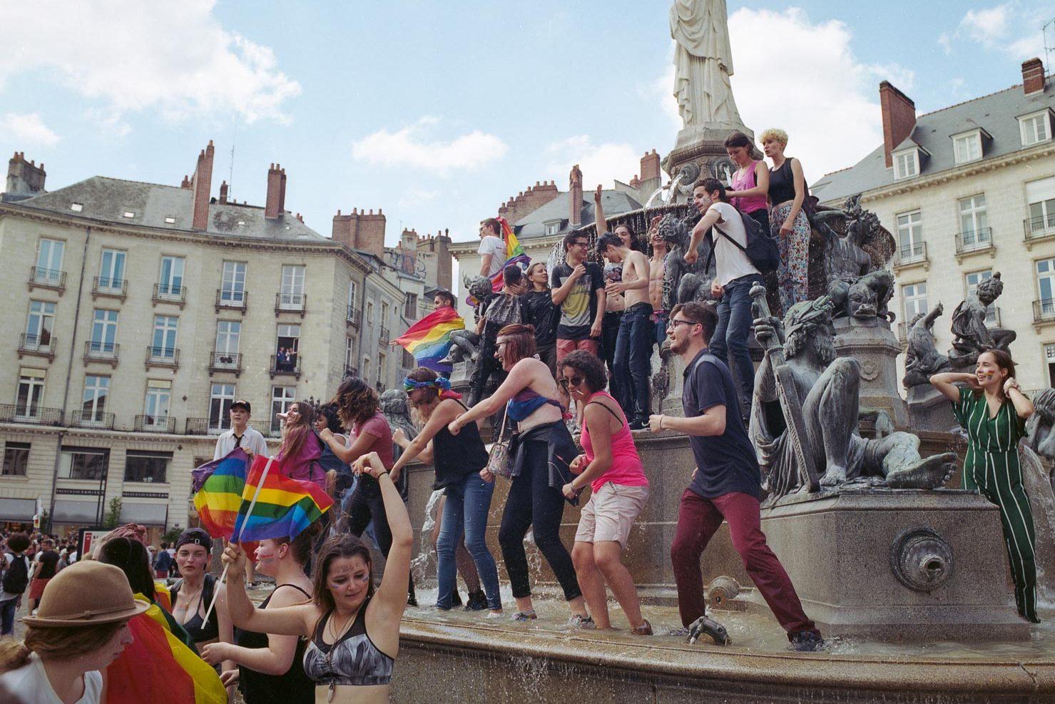 La Gay Pride 2018 de Nantes