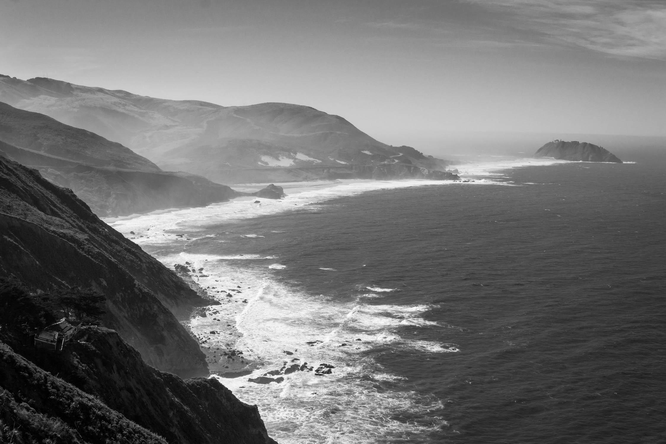 Retour en images – Episode 1 – Big Sur et Santa Cruz
