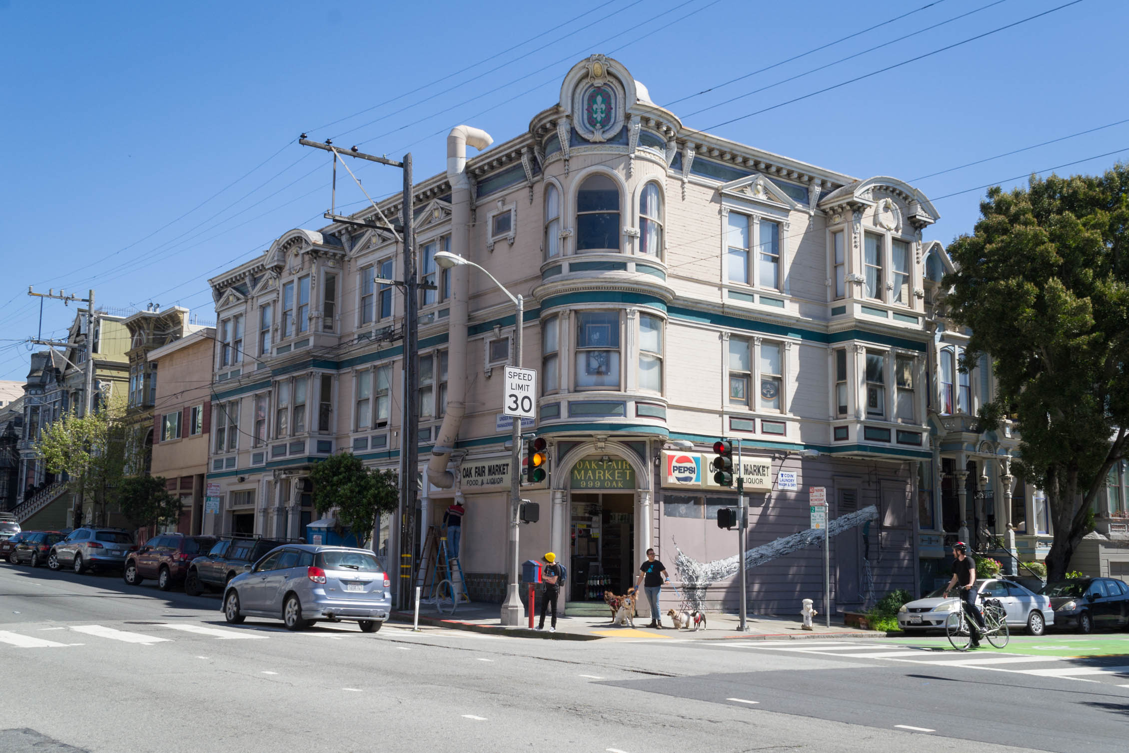 Retour en images – Episode 4 – Mission, Lower Haight, Castro, Haight Ashbury et Baker Beach