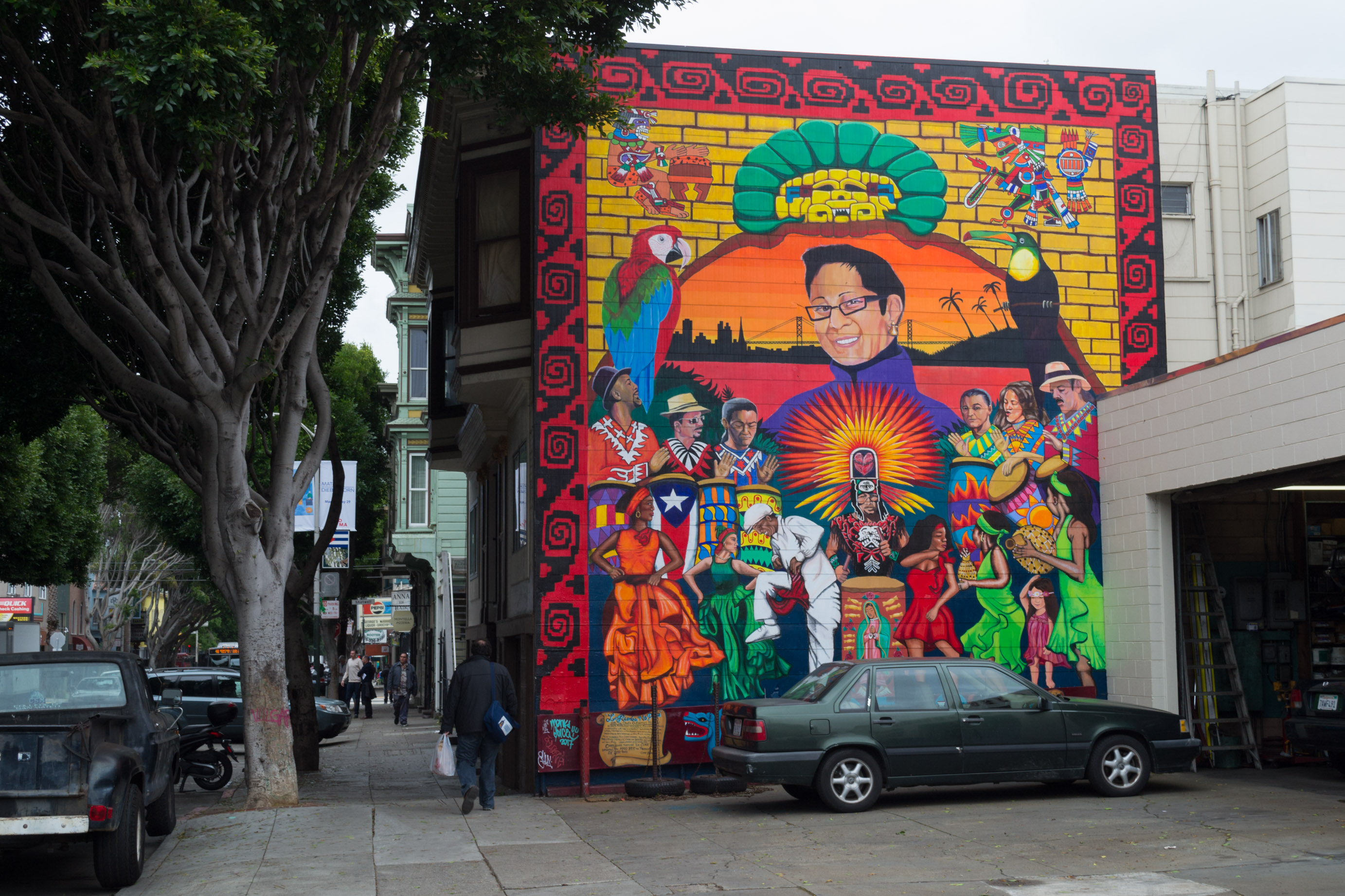 Retour en images – Episode 9 – Street Art à Mission District et Cable Car Museum