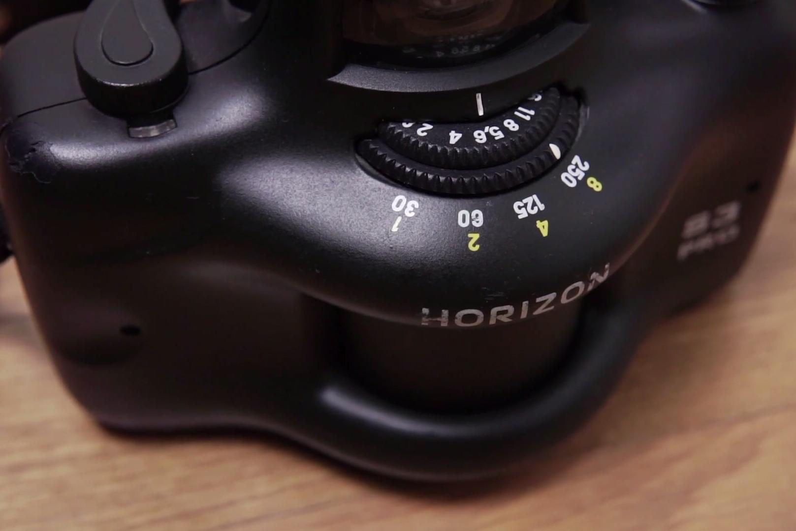 Présentation du Zenit Horizon S3 Pro